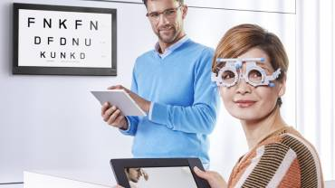Kaj ugotavljamo pri pregledu vida?