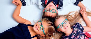 Kako varovati otrokove oči in dober vid?